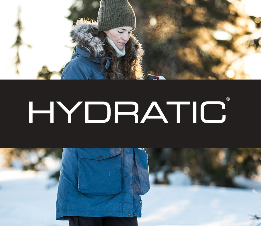 98a0b279 Fjällräven Hydratic - beskytter mot vind, vann og snø
