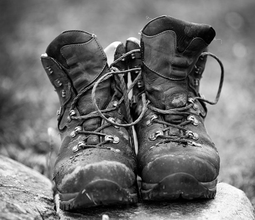 Vedlikehold av sko Fjellrevenshop