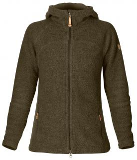 fjellreven kaitum fleece - dark olive