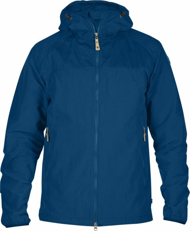 fjellreven abisko hybrid jakke - lake blue
