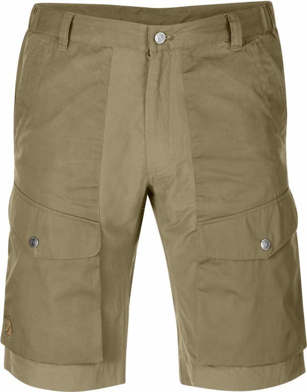 fjellreven abisko hybrid shorts - cork