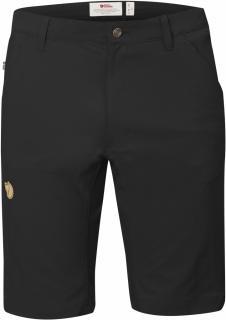fjellreven abisko lite shorts - dark grey