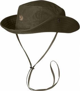 fjellreven abisko summer hat - dark olive