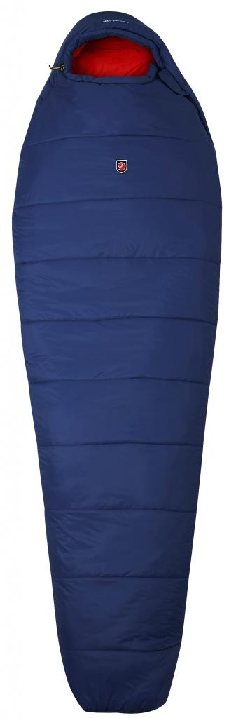 fjellreven abisko three seasons long sovepose - atlantic blue