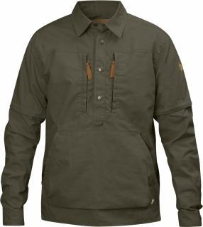 fjellreven anorak shirt no.1 - tarmac