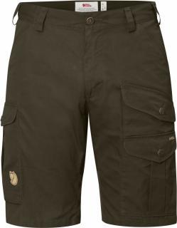 fjellreven barents pro shorts - dark olive