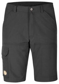 fjellreven cape town mt shorts - dark grey