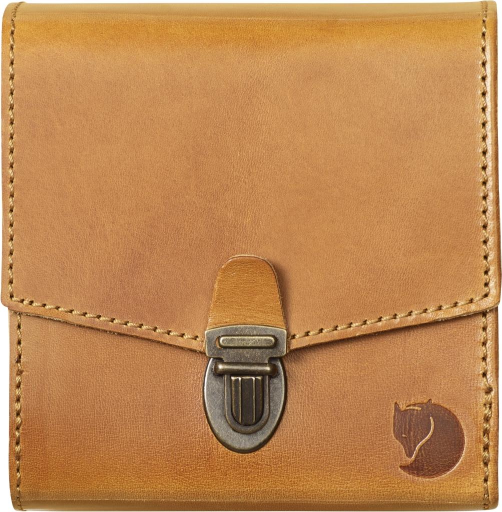 fjellreven cartridge bag - leather cognac