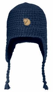 fjellreven crochet hat - dark navy
