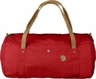 fjellreven duffel no.4 large - red