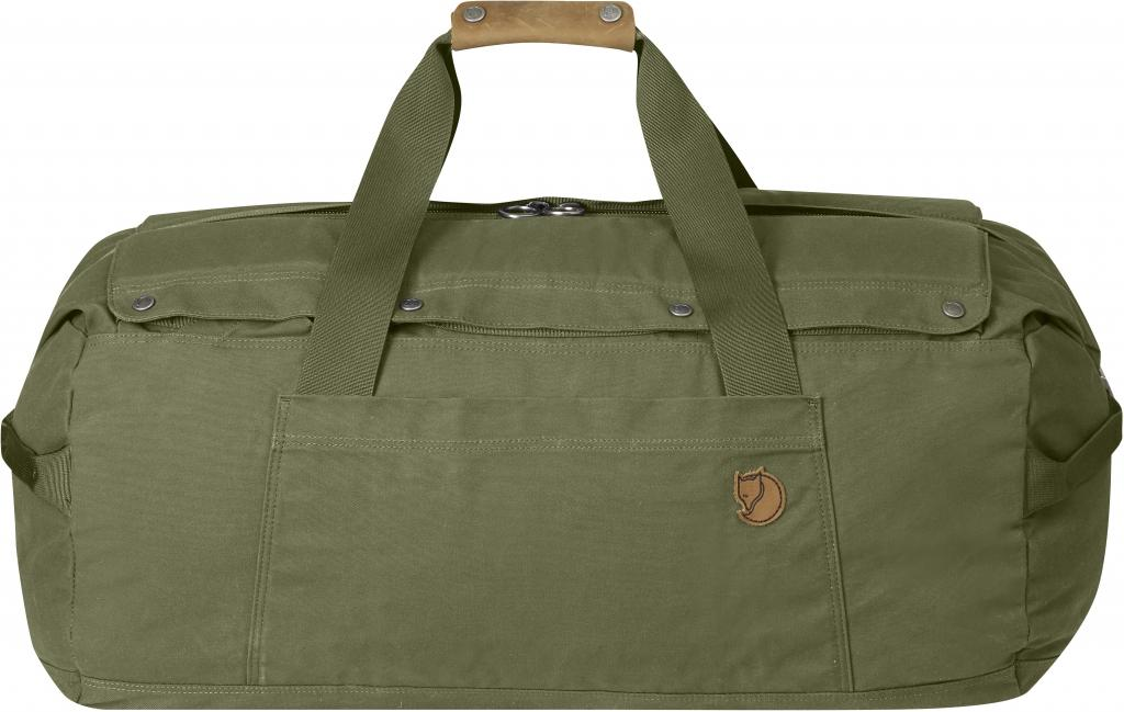 fjellreven duffel no. 6 medium - green