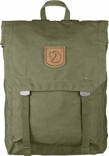 fjellreven foldsack no.1 ryggsekk - green