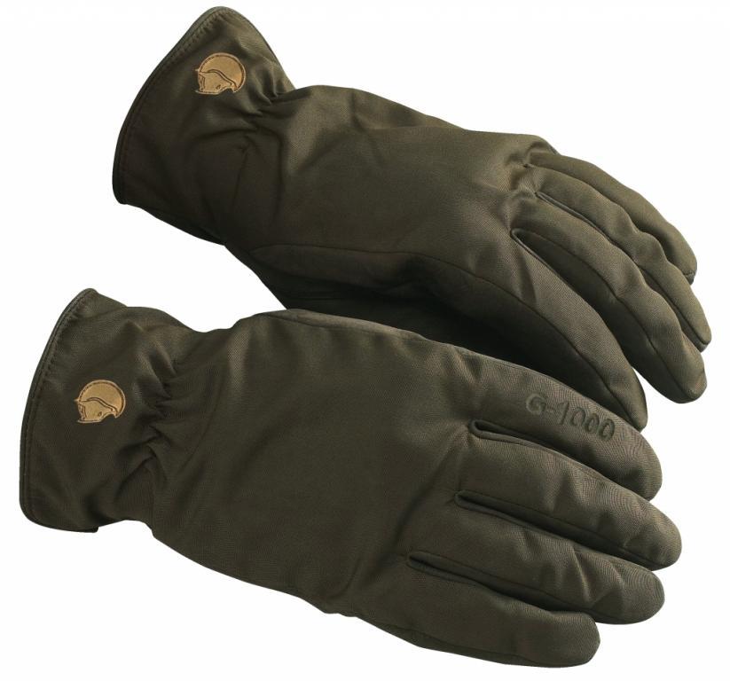 fjellreven forest glove - dark olive