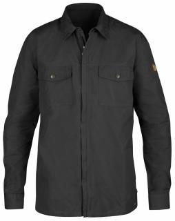 fjellreven g-1000 skjorte - dark grey