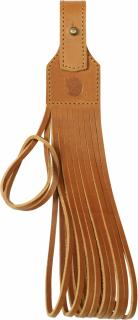 fjellreven game strap - leather cognac