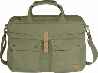 fjellreven greenland briefcase - green