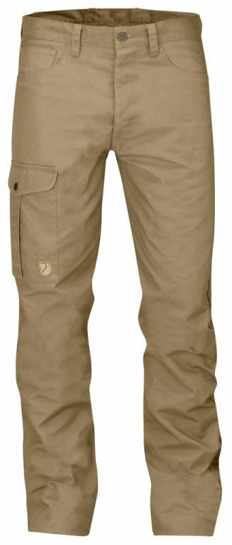 fjellreven greenland jeans - sand