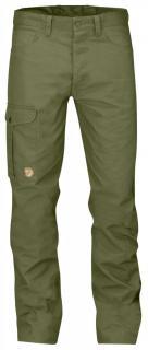 fjellreven greenland jeans - green