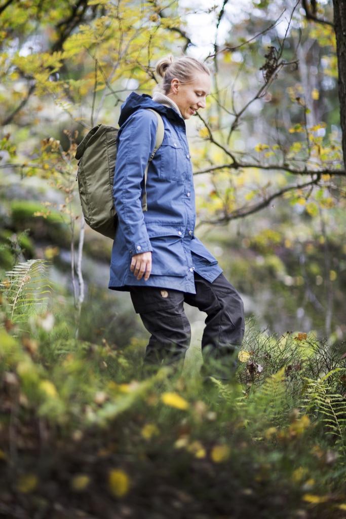 Fjellreven Greenland Parka Light Dame Jakker Dame   Ropa