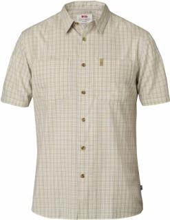 fjellreven high coast shirt ss - cork
