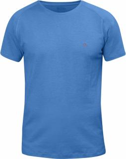 fjellreven high coast t-shirt - un blue