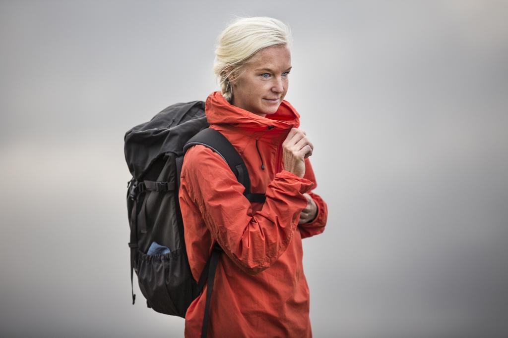 Fjellreven High Coast Wind Jacket Dame hos Fjellrevenshop.no
