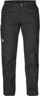 fjellreven karla pro bukse curved - dark grey