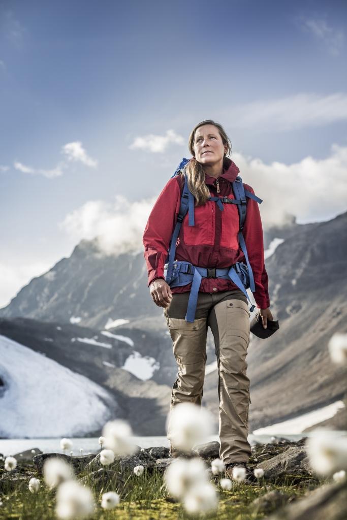 Fjellreven Keb Bukse Curved Dame | Outdoor jacket women