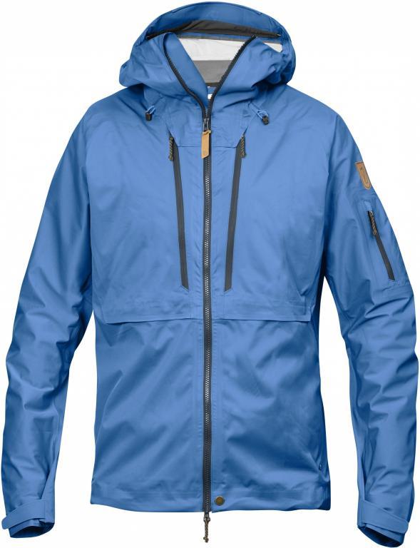 fjellreven keb eco-shell jakke - un blue