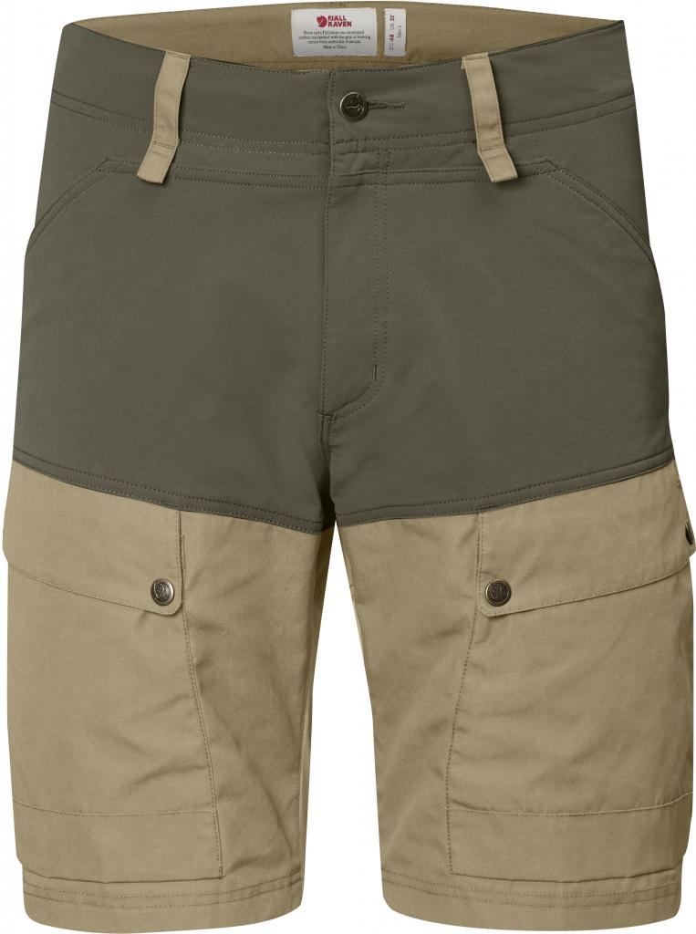 fjellreven keb shorts - sand