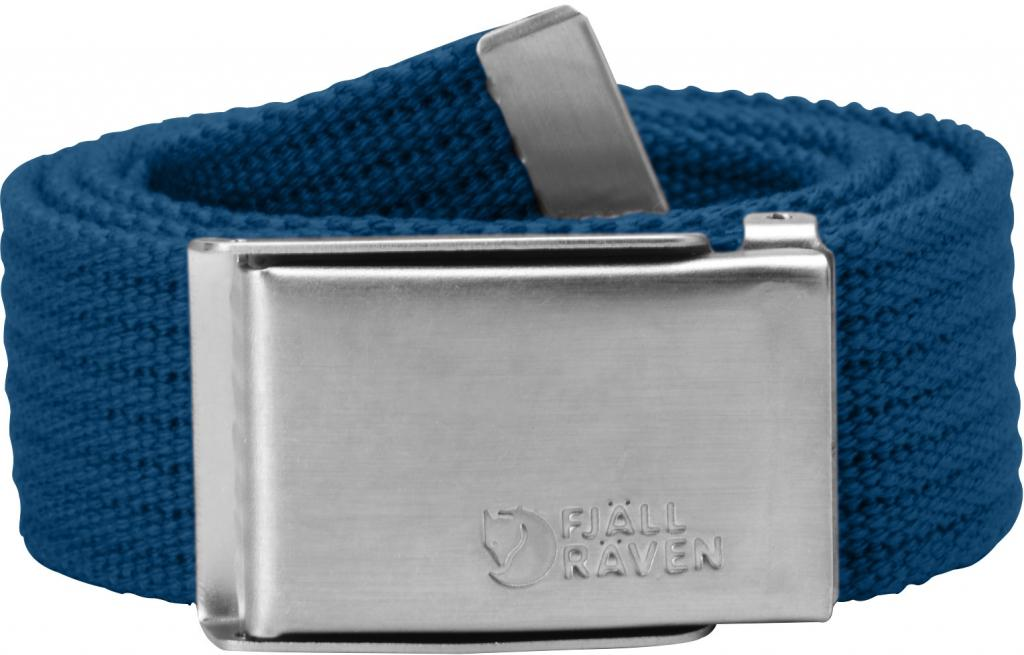 fjellreven merano canvasbelt - lake blue