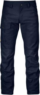 fjellreven nils trousers - dark navy