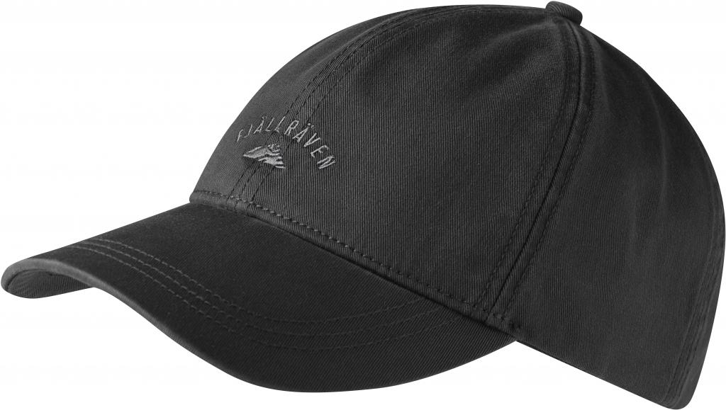 fjellreven Övik classic cap - dark grey