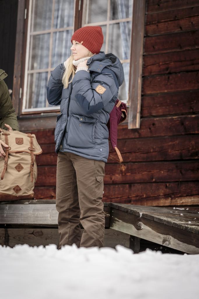 01f05050 Beskrivelse; Omtaler (0). Mer om Fjellreven Övik Classic Down Jacket Women.  Klassisk dunjakke ...