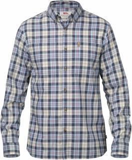fjellreven Övik shirt ls - navy