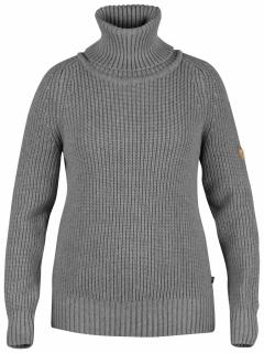 fjellreven polo no. 5 dame - dark grey