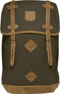 fjellreven rucksack no.21 large - dark olive