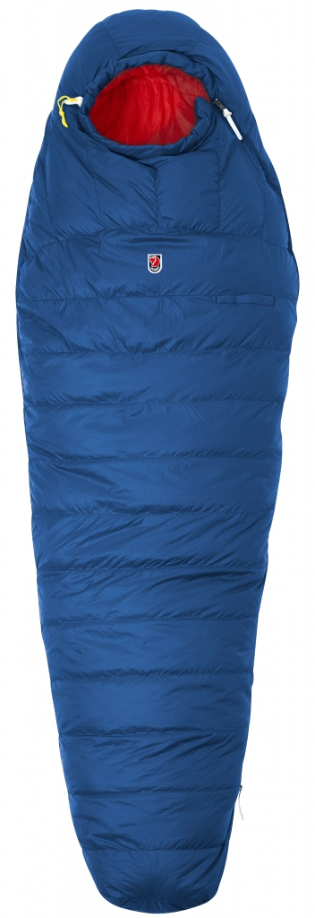 fjellreven sarek three seasons long sovepose - bay blue