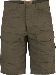 fjellreven shorts no. 5 - tarmac