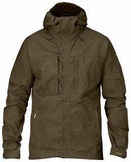 fjellreven skogsö jacket - dark olive