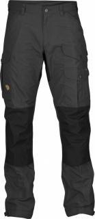fjellreven vidda pro bukse long - dark grey