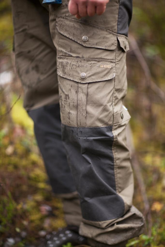 Fjellreven Vidda Pro Bukse Regular