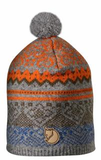 fjellreven vika beanie - grey