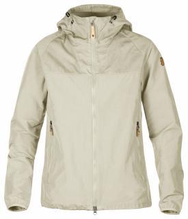 fjellreven abisko hybrid jakke dame - beige