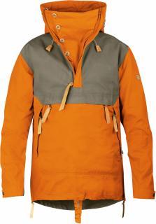 fjellreven anorak no. 8 - burnt orange