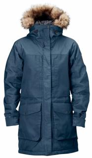 fjellreven barents parka dame - uncle blue