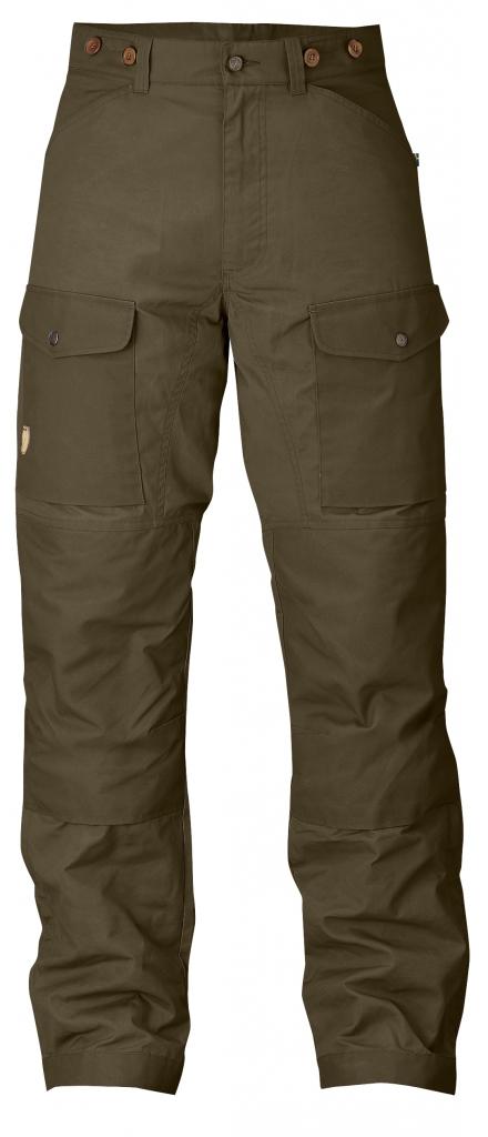 fjellreven down trousers no.1 - dark olive