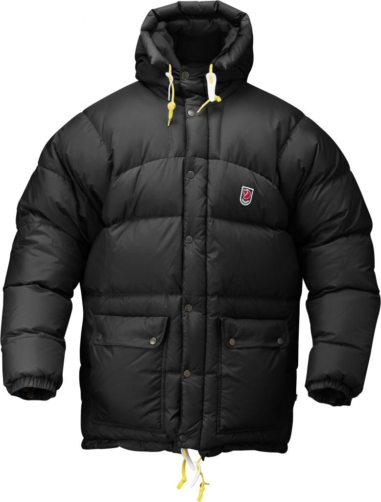 fjellreven expedition down lite jakke