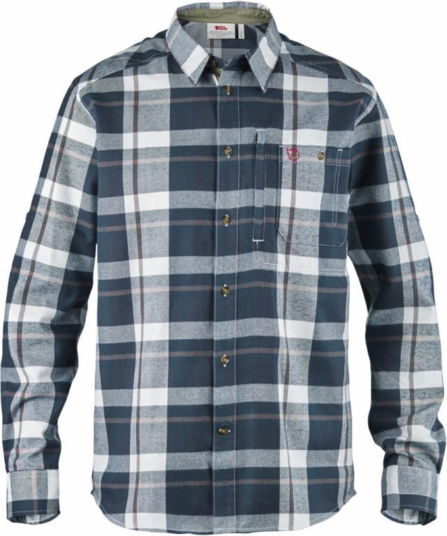 fjellreven fjellglim shirt - dark blue
