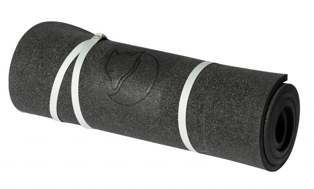 fjellreven ground sheet 14mm. - black
